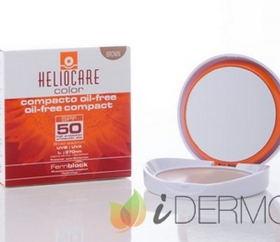 HELIOCARE COLOR COMPACTO OIL-FREE SPF50
